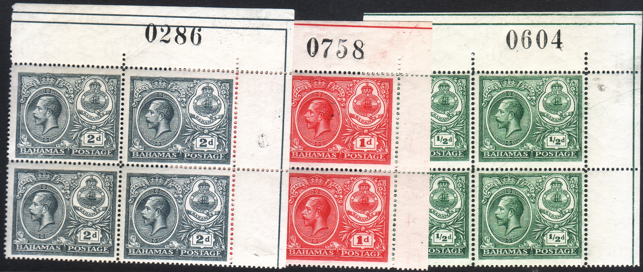 Bahamas (1973-now) Bahamas 1981 Scott # 484-485 Mint Never Hinged Set Durable Service Caribbean
