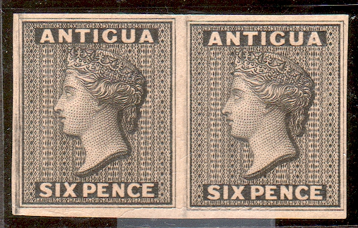 Vf Outstanding Features Charitable Antigua 1968 Booklet sg Sb1